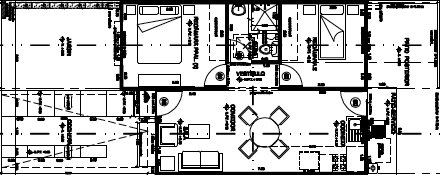 planos Casas Almendros