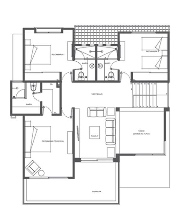 planos Casas Modelo Albatross