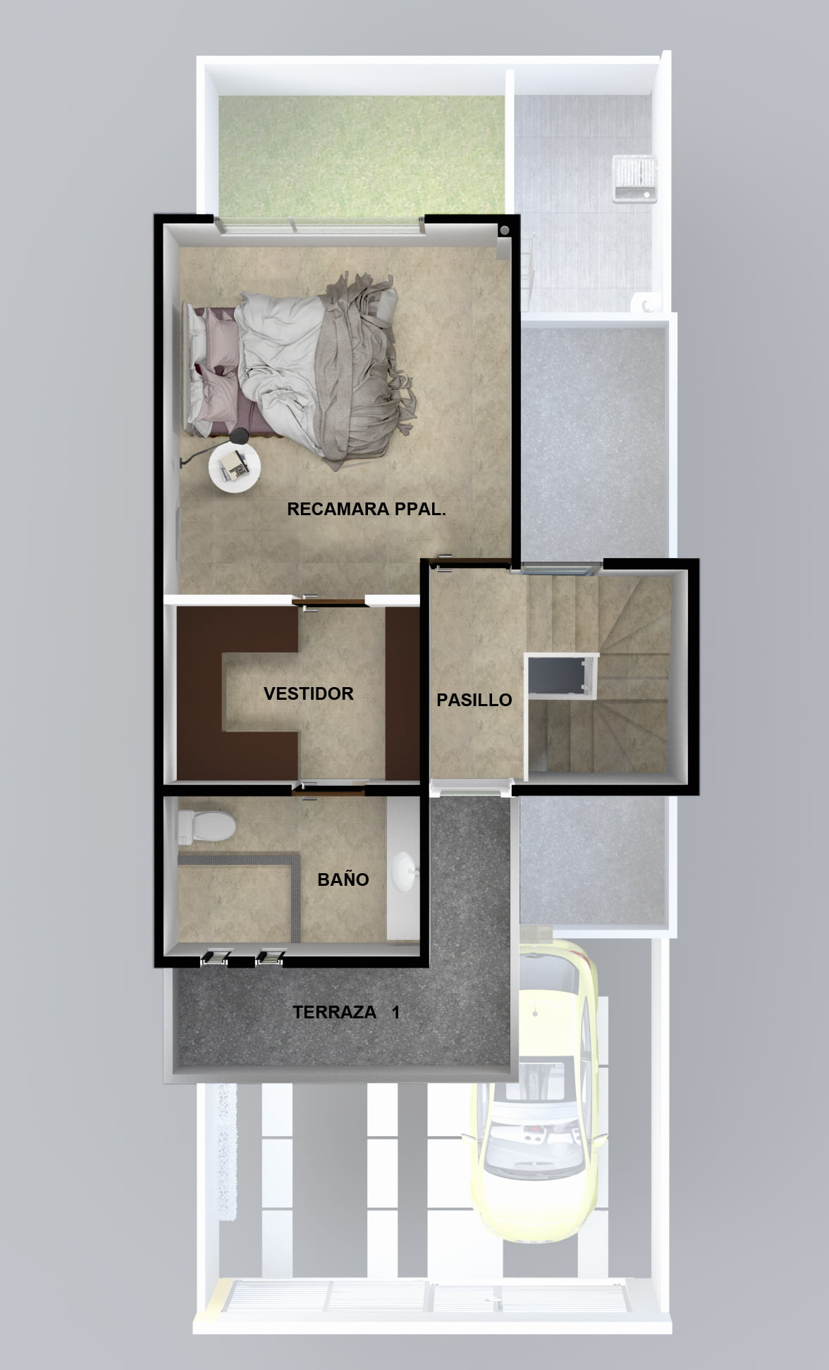 planos Casas Modelo Alcazar