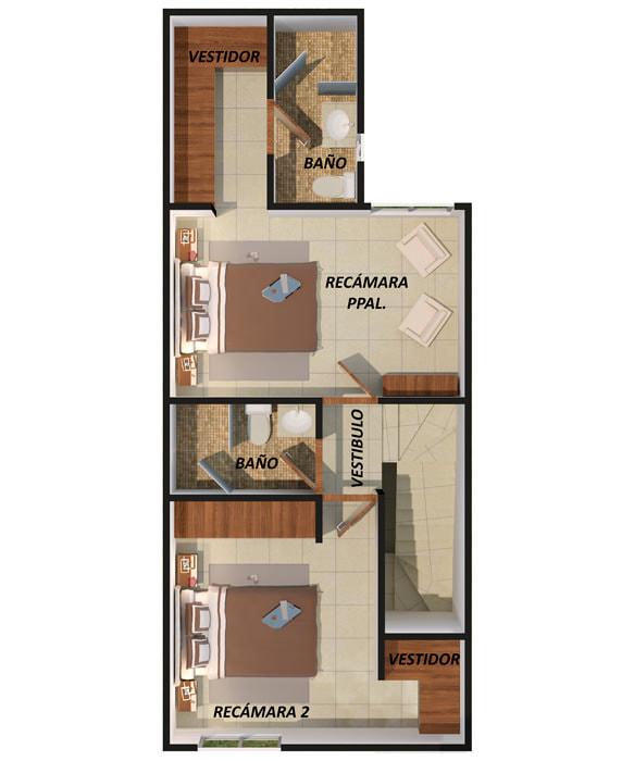 planos Casas Modelo Olmos