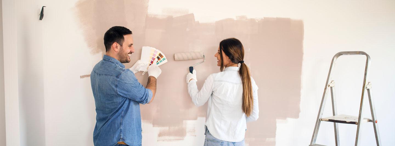 Conoce más sobre la terapia del color en el hogar