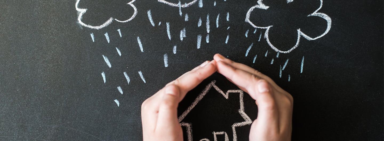 Prepara a tu casa contra las lluvias